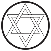 Star of David_Jewish Star Token Design